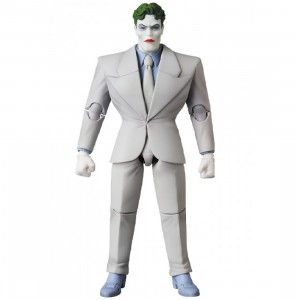 PREORDER - Medicom MAFEX The Dark Knight Returns Joker Figure (white)