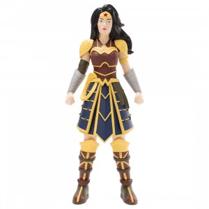 MINDstyle x DC x Imperal Palace 15 Inch Wonder Woman Figure (yellow)