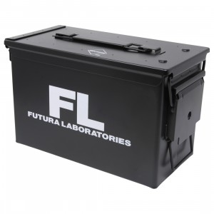 Futura Laboratories Black Ammo Box (black)