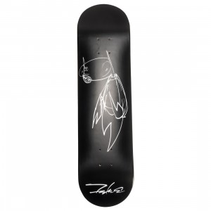 Futura Laboratories Skateboard Deck (black)