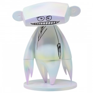 Futura Laboratories 10 Inch Johnny Event Exclusive Figure (white)