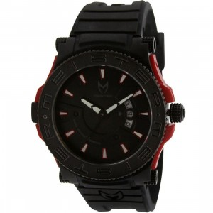 Meister Prodigy Watch (black / red)