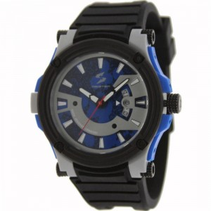 Meister Prodigy With Rubber Band Watch - Stash (grey / black)