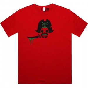 Martin Hsu Chinese Piracy Tee (red)