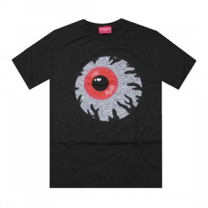 Mishka x PickYourShoes.com Exclusive Crack Eyeball Tee (black)