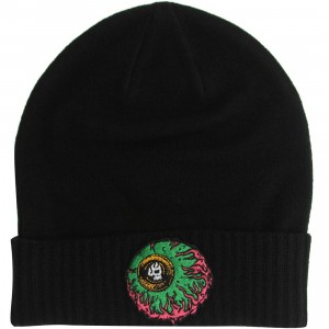 Mishka Lamour Keep Watch Beanie (black)