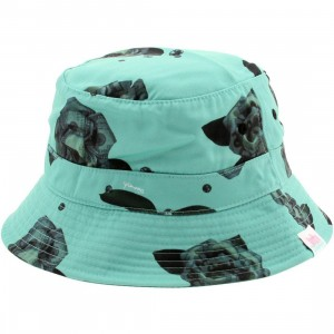 Married To The Mob x Diamond Supply Women Bucket Hat (blue)