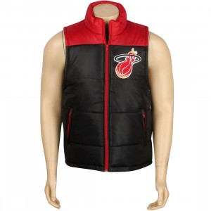 Mitchell And Ness Miami Heat NBA Winning Vest (black)