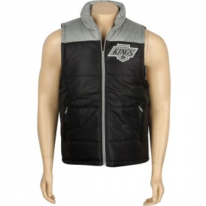 Mitchell And Ness Los Angeles Kings NHL Winning Vest (black)