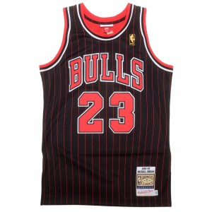 Mitchell And Ness x NBA Men Chicago Bulls Michael Jordan Jersey - Alternative 96 (black)