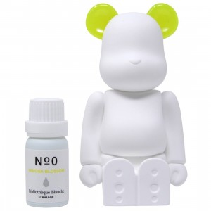 Medicom Aroma Ornament #00 Color Yellow Bearbrick Figure (yellow)
