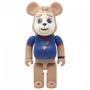 Medicom Brigsby Bear 400% Bearbrick Figure (brown)