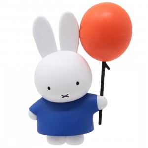 Medicom UDF Dick Bruna Series 3 Miffy With A Balloon Ultra Detail Figure (blue)