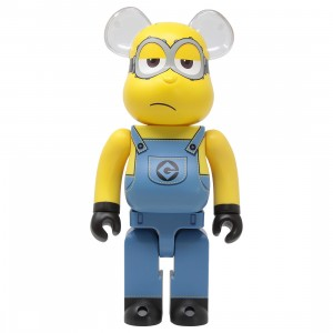 Medicom Despicable Me 3 Minion Kevin 400% Bearbrick Figure (yellow)