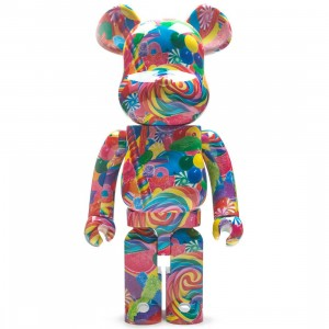 Medicom Dylan's Candy Bar 1000% Bearbrick Figure (multi)