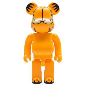 Medicom Garfield 400% Bearbrick Figure (yellow)