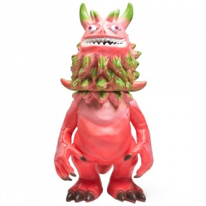 Medicom JAM Jumbo Artist Monsters T9G Rangeas Figure (pink)
