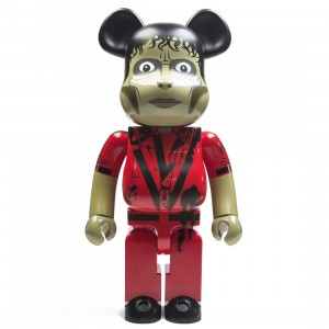 Medicom Michael Jackson Thriller Zombie 1000% Figure (red)