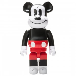 Medicom Disney Mickey Mouse RW 2020 Ver. 1000% Bearbrick Figure (red)