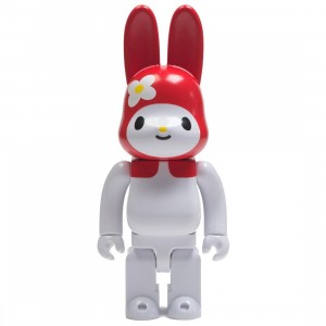 Medicom My Melody Red Ver. 400% Rabbrick Figure (red)