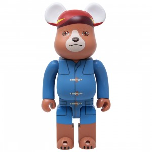 Medicom Paddington 400% Bearbrick Figure (blue)
