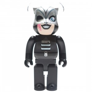 Medicom Phantom Of The Paradise Phantom 400% Bearbrick Figure (black)