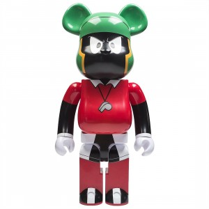Medicom x Space Jam Marvin The Martian 1000% Bearbrick Figure (green)