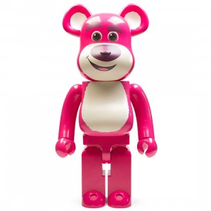 Medicom Toy Story Lots-O'-Huggin' Bear 1000% Bearbrick Figure (purple)