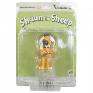 Medicom UDF Aardman Animations Series 1 Shaun The Sheep - Bitzer (yellow)