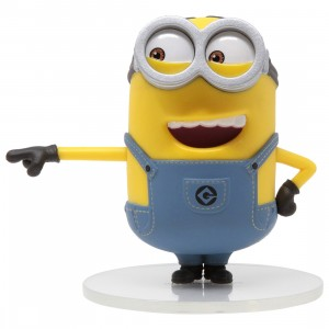 Medicom UDF Despicable ME Minions Dave Ultra Detail Figure (yellow)