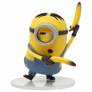 Medicom UDF Despicable ME Minions Stuart Ultra Detail Figure (yellow)
