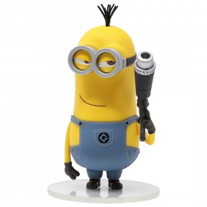 Medicom UDF Despicable ME Minions Tim Ultra Detail Figure (yellow)