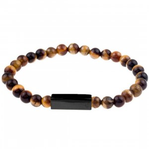 Mister Mr Prime Bracelet (gold / tiger)