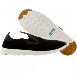Native Men Apollo Moc (black / jiffy black / shell white)