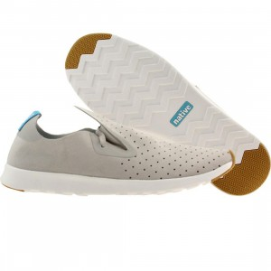 Native Men Apollo Moc (gray / pigeon grey / shell white)