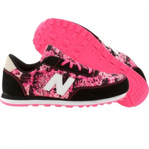 New Balance Big Kids KL501G2Y (pink / black)