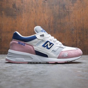 New Balance Men M1530 M1530WPB - Made In UK (white / pink)