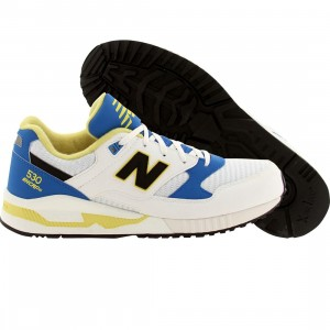 New Balance Men M530WBY (white / blue / yellow)