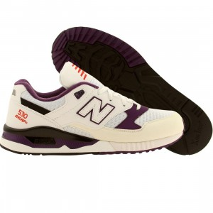 New Balance Men M530WP (white / purple)