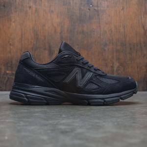 New Balance Men 990v4 M990BB4 - Made In USA (black)