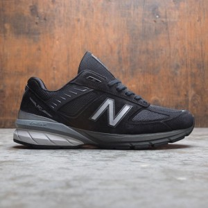 New Balance Men 990V5 M990BK5 - Made In USA (black / grey)