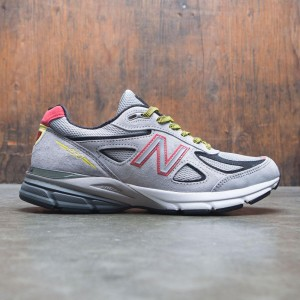New Balance x DTLR Men DMV 990v4 M990DMV4 - Made In USA (gray)