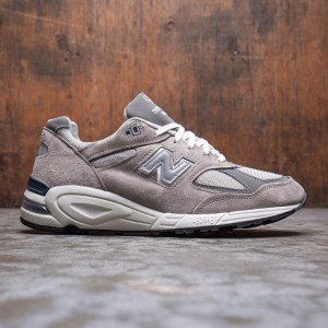 New Balance Men 990 M990GR2 - Made In USA (gray)