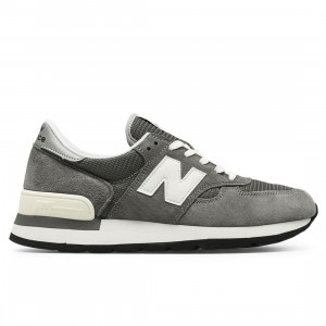 New Balance Men 900 M990GRY - Made In USA (gray)