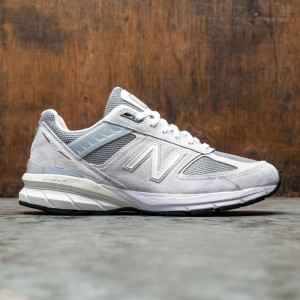 New Balance Men 990v5 M990NA5 - Made In USA (gray / nimbus cloud)