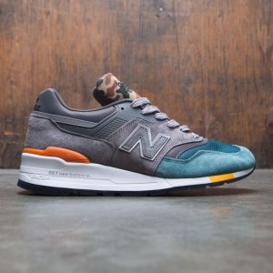 New Balance Men 997 M997NM - Made In USA (gray / teal)
