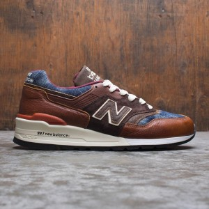 New Balance Men 997 M997SOC - Made In USA (brown)