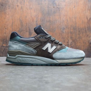 New Balance Men 998 M998AWA - Made In USA (brown / grey)