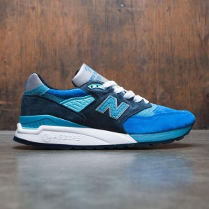 New Balance Men 998 M998NE - Made In USA (blue / silver)