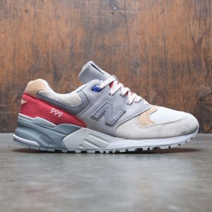 New Balance x Concepts Men 999 Hyannis M999CP2 - Made In USA (gray / white)